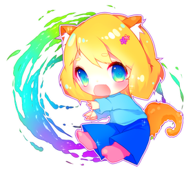 Kittie by Emphasis-Lest