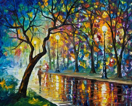 10 High resolution by Leonid Afremov by Leonidafremov
