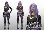 [MMD] Tali'Zorah vas Normandy Download by Mary-O-o