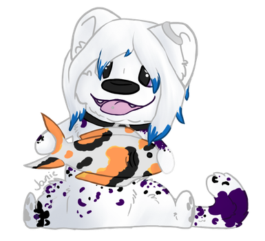 Chibi Commission YCH by shadow6558