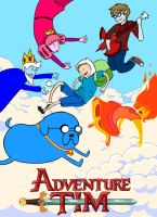 WHAT TIME IS IT? Adventure Tim! by ThatOneNPC