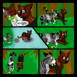 An unexpected encounter Page 324 by Sorkah