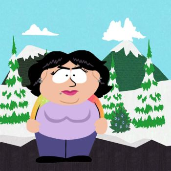 Me in South Park by Cookie-Lovey