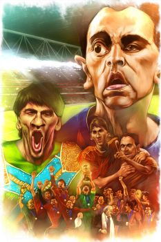 FIFA world cup 2010 by Ragnarok026