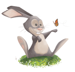 Bunny by Lite-mike