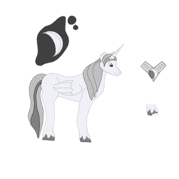 'Cross and arrow' Prince Artemis by Sniffs