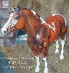 Ceasar a WIP Breyer by Black-Feather