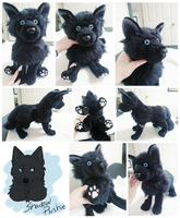 Shadow Plushie by lilyote