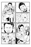 Ghostbuster 2016 (page1) by NathanKroll