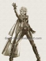 STORM FROM THE MOVIE by Gerry-Wan