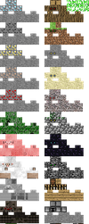 Ultimate Minecraft Skin Pack by Sethial