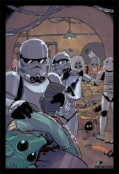 Cantina C.S.I. by AndyKluthe