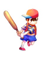 SMASH: Ness by Zeighous