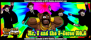 AT4W: Mr. T and the T-Force #2 by DrCrafty