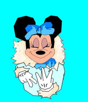 Minnie Repping North Weezy by MixerProductions