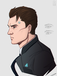 Connor by X-ZELFA