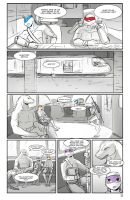 Donny has a thing for LH: page 11 by NeatTea