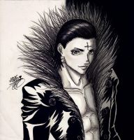 Chrollo Lucilfer by Nano-N11