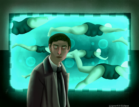 A Cure For Wellness by Glanzfell