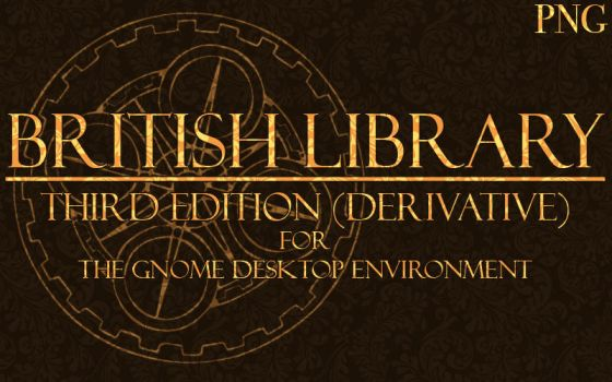 British Library for Gnome by Samantha-Wright