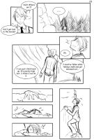 Battler's Inferno pg 1 by VelkynKarma