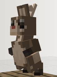 Jacalope Preview 1 by TheWolfieWulf