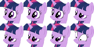 (RPG Maker VX Ace) Twilight Sparkle Pack 1 by Banditmax201