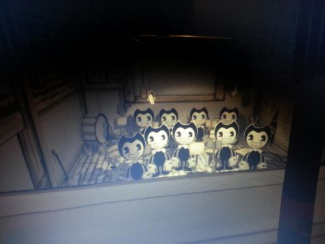 My Bendy band!  by Selitheparrot