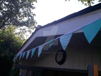 Bunting by Creating--Memories