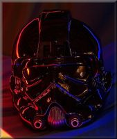 Tie Pilot Unmarked by JoeRichmondVA