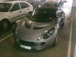 2008 Lotus Elise S by TricoloreOne77
