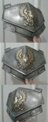 Grey Warden chest plate - Dragon Age by Arlek1Creations