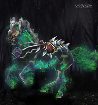 LEGEND ONLINE - PHANTOM STEED by KITRAM