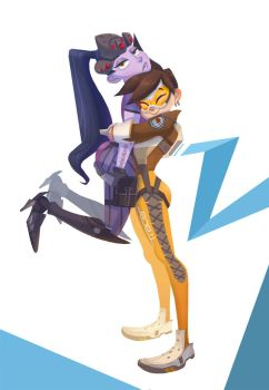 widowtracer by miova