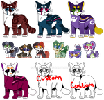 Hurricane Harvey Adopts :OPEN: by PilusWorks