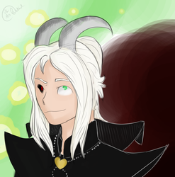 COLORED ASRIEL WTF by oh-no-Castiel