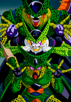 Cell - All Forms Poster Restoration by GokuWinning