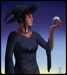 Witch by RurinnFane