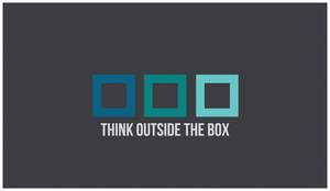 Think Outside The Box by carnine9
