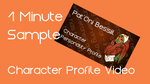 Pat'Oni Bessiil - 1 Minute Sample by characterconsultancy