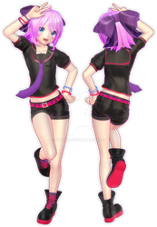 Mascot Updated Reference by Rina55