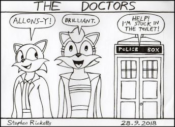 39 The Doctors by Megamink1997