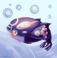 Baby Kyogre