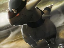 Pokemon: Rampardos