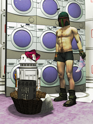 Laundry Day by theshaggyfreak