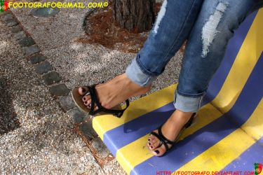 The Sandals by Footografo