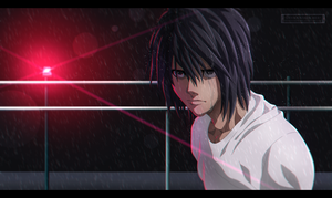 Death Note - The Bells Toll For My Death... by DeviousSketcher