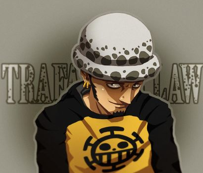 - Trafalgar Law - by coreymill