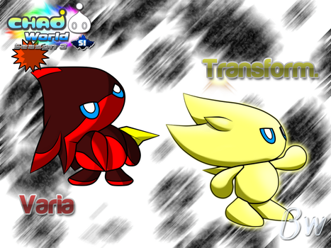 Chao World Season 3 - Varia and Transformation. by Blizzard-White