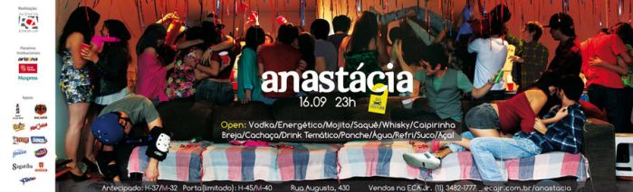 Anastacia Outdoor by cellosia